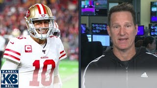 49ers can DEFINITELY WIN a Super Bowl with Jimmy G I Kanell & Bell
