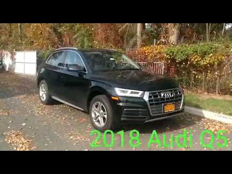 2018 Audi Q5 remote start system