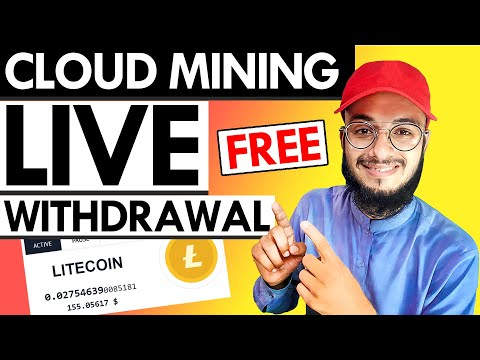 Free Cloud Mining 2021 Without Investment | Live Withdrawal Proof | Free New Mining Website