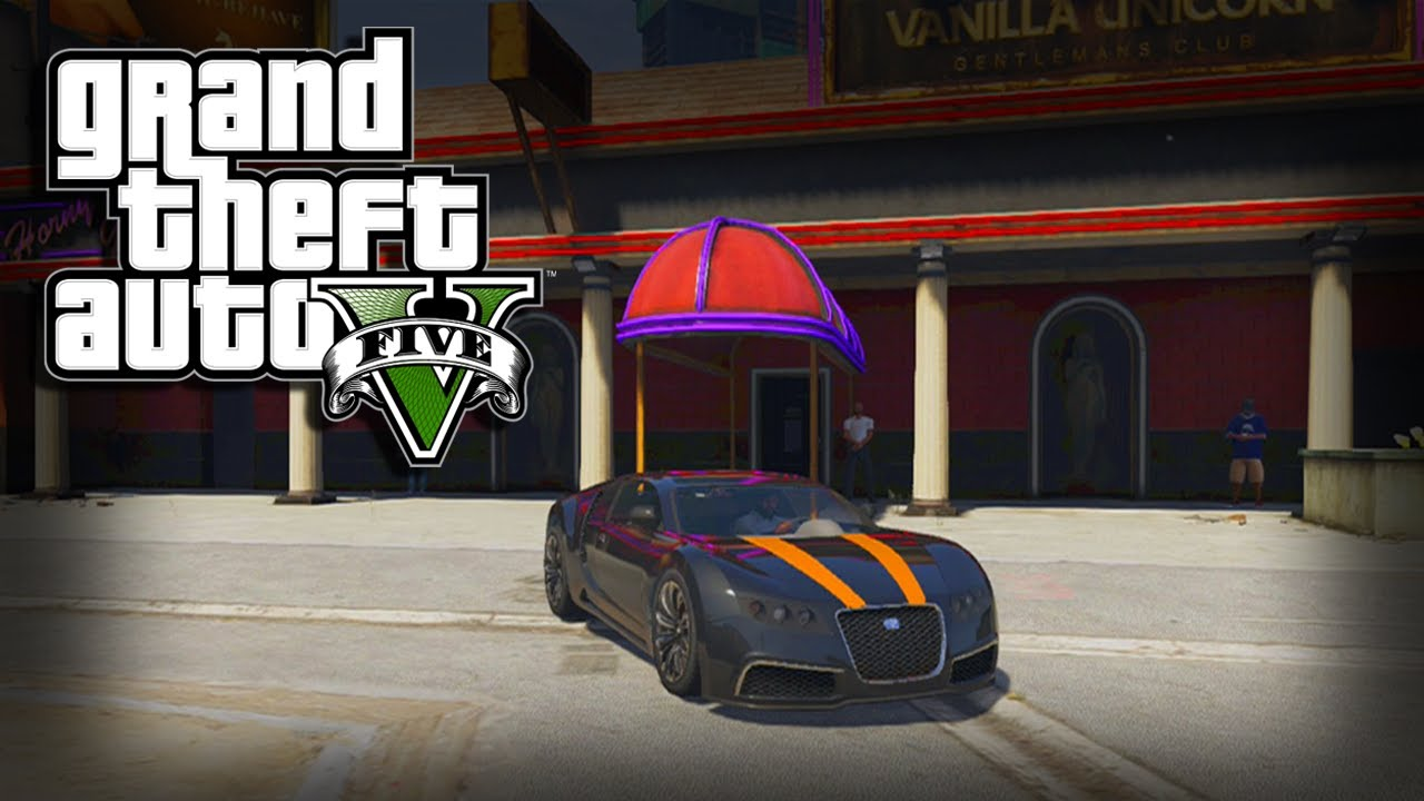 Das Beste Auto In Gta 5