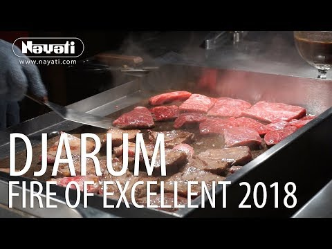 Catering Equipment Rental : Djarum Fire Of Excellent 2018