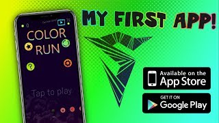 MY FIRST APP: Colored Run - Trailer