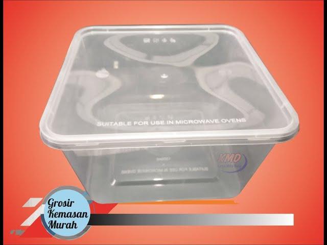 Jual Thinwall Foodgrade, Wadah Plastik, Mangkok Plastik Foodgrade 2020