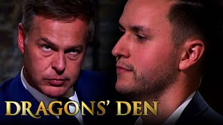 Has Peter Run Out of Bargaining Chips? | Dragons' Den