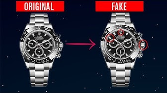 Kaufberatung: FAKE oder ORIGINAL Uhr kaufen? Meine Meinung zu GEFÄLSCHTEN Uhren