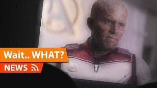 Deadpool in Avengers Endgame Deleted Scene Rumor BS & More