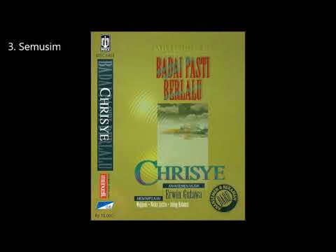FULL Album Chrisye   Millenium Badai Pasti Berlalu