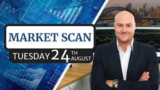 Cryptocurrency Market Scan | Tuesday 24th August (2021)