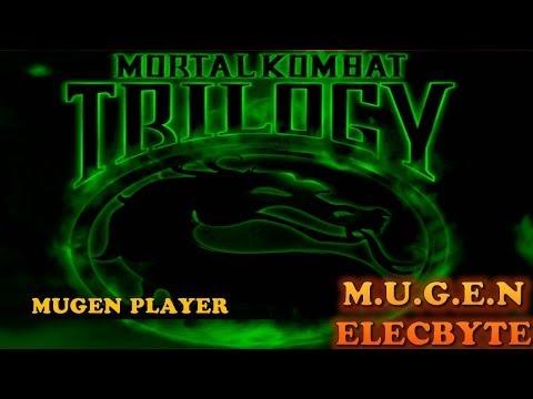MORTAL KOMBAT TRILOGY - Mugen   GO GO Free Games