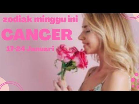 Zodiak Cancer Minggu Ini 17 24 Januari 2021 Youtube