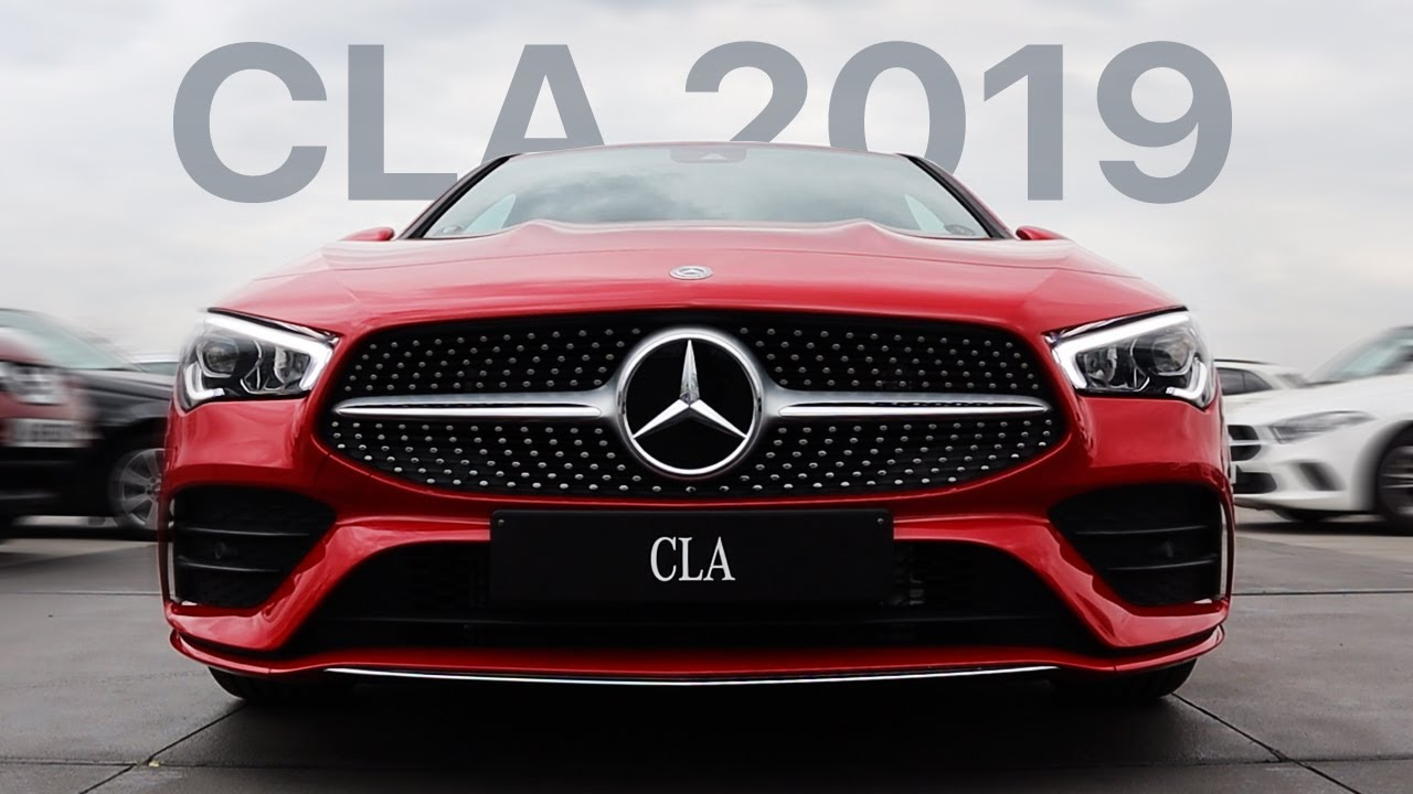 Mercedes Cla 200 Amg Line 2019 Review Youtube