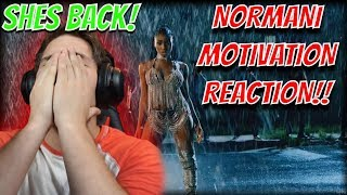 Normani Motivation (Official music video) REACTION!!!