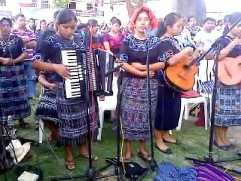 Ixoc Pasaguay Joyabaj, Conjunto Virgen de Guadalupe 2014