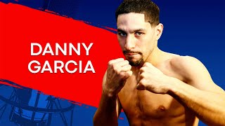 Danny Garcia talks reclaiming the titles, Errol Spence Jr. fight, his power, & moving up to 154.