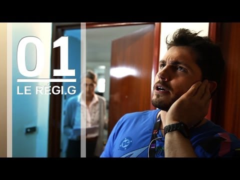 Je suis le régisseur général - Le Régi.G - EP01