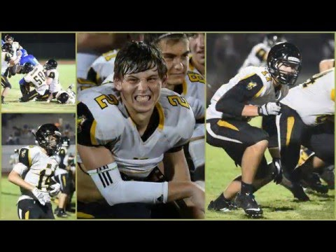 Merritt Island Mustangs Football Video 2015
