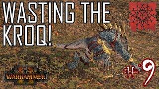 Baixar WASTING THE KROQ! - Clan Mors #9 Total War: Warhammer 2 Campaign