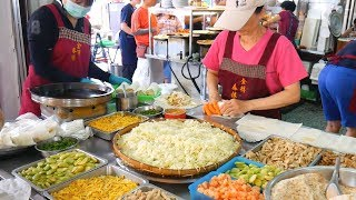 Unreal Taiwan STREET FOOD tour in Tainan   FRESHEST beef EVER   Tainan's most FAMOUS food