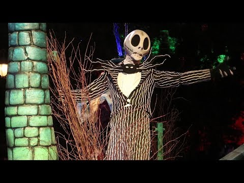 Halloween Party At Disneyland! | Mickey's Halloween Party, Characters & Frightfully Fun Parade