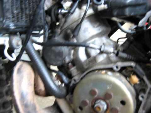 weird spark problem yamaha dt200r 1993 youtube rh youtube com Yamaha DT200 Engine 1985 Yamaha 180