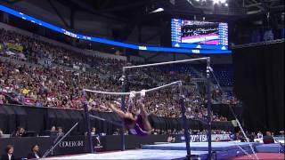 Jordyn Wieber - Bars - 2012 Visa Championships - Sr. Women - Day 2