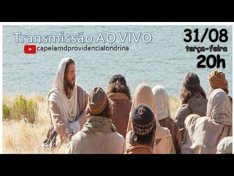 Grupo De Oração Jesus Eucarístico 31/08