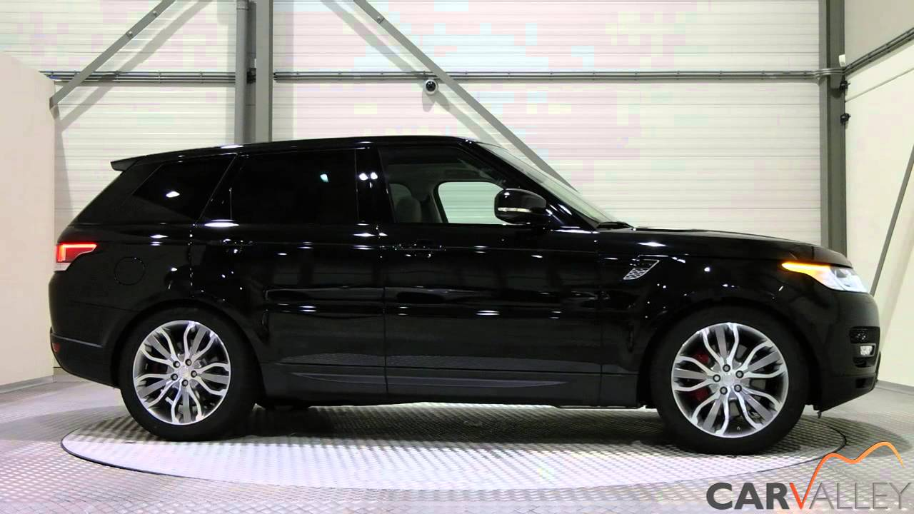 land rover range rover sport 3 0 sdv6 hse dynamic 29485 youtube. Black Bedroom Furniture Sets. Home Design Ideas
