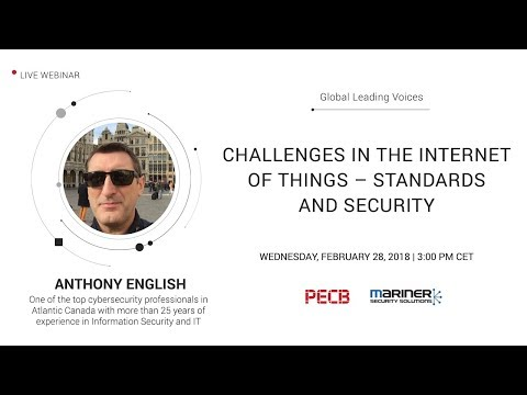 Challenges in the Internet of Things – Standards and Security