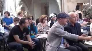 Brindis, poesía, Portugal y Extremadura
