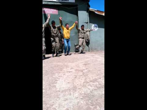 Asker Horon ~ Bize Her Yer Trabzon Kars\Sarıkamış