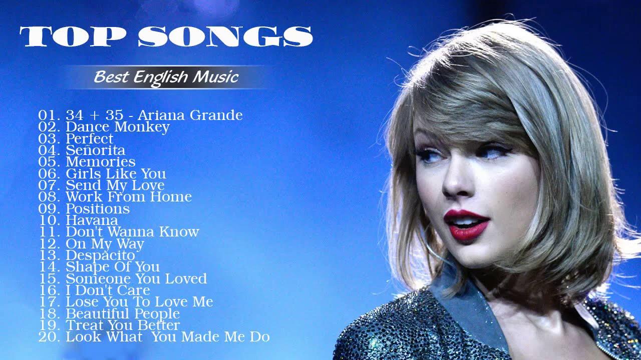 Ed Sheeran, Adele, Shawn Mendes, Maroon 5, Taylor Swift, Sam Smith, Dua Lipa Pop Hits 2021