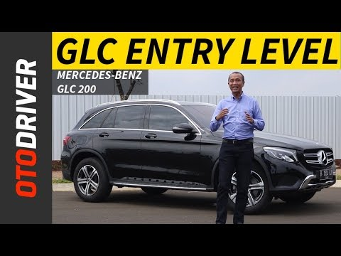 Mercedes-Benz GLC 200 2018 Review Indonesia | OtoDriver | Supported by mobil88