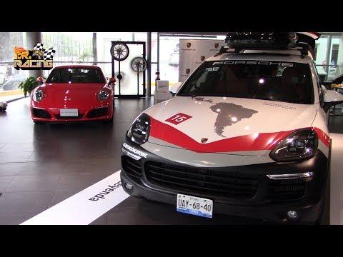 Expedición  Porsche Cayenne 2017
