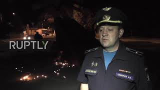 Russia: Belbek Air Garrison honour downed Il-20 crew