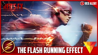 The Flash Running Hitfilm 4 Express Tutorial   Red's Fx
