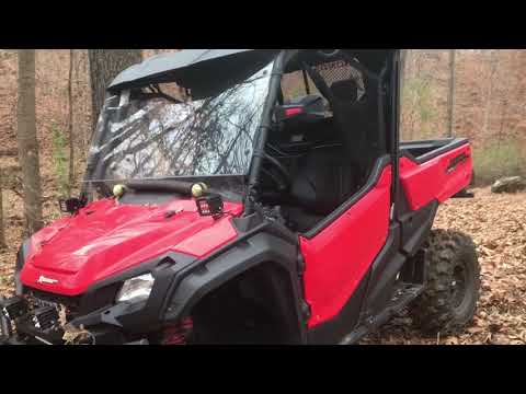 Honda Pioneer 1000 EPS review!