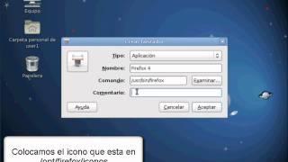 Instalar Firefox en Debian Squeeze versión de 64 Bits con flash player