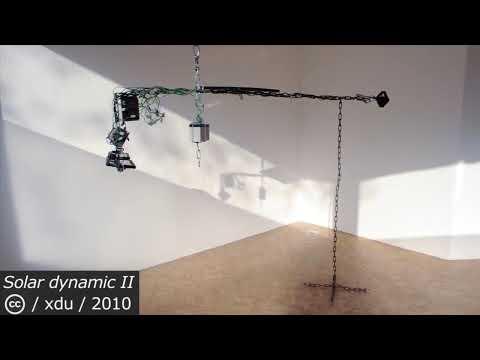 Solar dynamic / CC / xdu / 2010