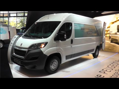 peugeot boxer 2015 in detail review walkaround interior exterior youtube. Black Bedroom Furniture Sets. Home Design Ideas