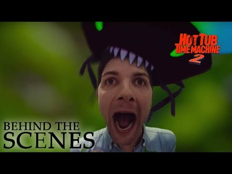 HOT TUB TIME MACHINE 2 | Adam Takes a Drug Trip| Official Behind the Scenes (HD)