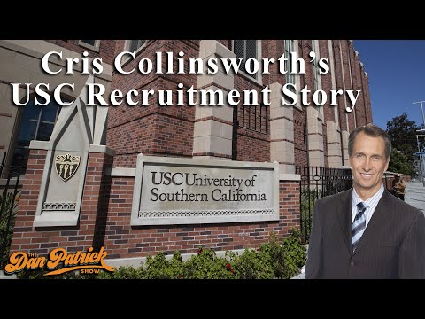What Happened On Cris Collinsworth's Recruitment Trip To USC? | 09/16/21