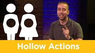 Gambar cover Message | Hollow - Hollow Actions (Week 2)
