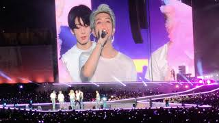 190119 Answer: Love myself - BTS Love yourself in Singapore