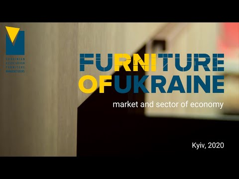 Furniture of Ukraine - statistics and opportunities of the industry