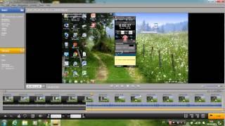 como cortar videos no editor do hypercam