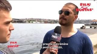 Çağatay Ulusoy içerde dizisini neden seçti 2017 yeni(röportaj)