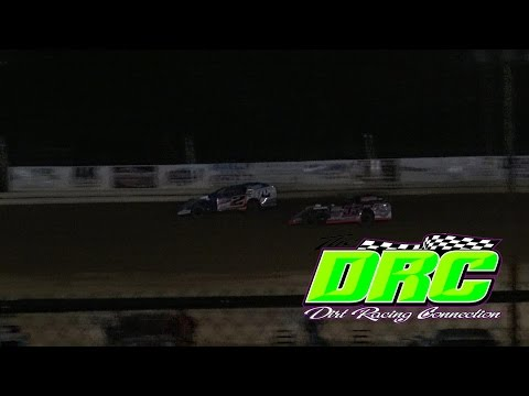 Jackson County Speedway | 5.6.16 | Lucas Gilbert Memorial | AMRA Modifieds | Heat 1