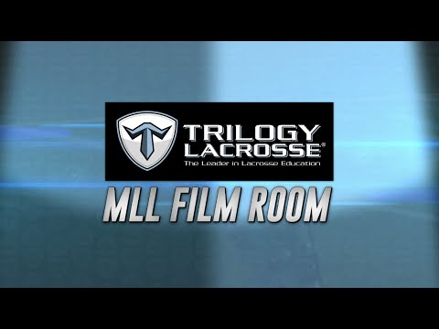 Trilogy Lacrosse MLL Film Room: When to throw the BTB Pass