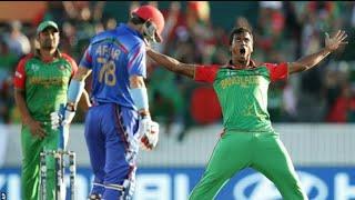 Bangladesh vs Afghanistan 3rd T20 match