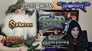 15 Power Metal bands, 1 EPIC Medley ⚔️